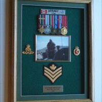 CF Medic shadow box