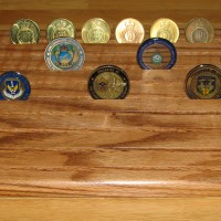 Challenge Coin Display for 90