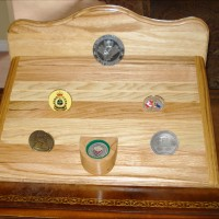 Challenge coin display 100 (2)